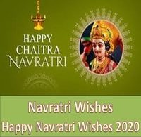 Happy Navratri Wishes 2020