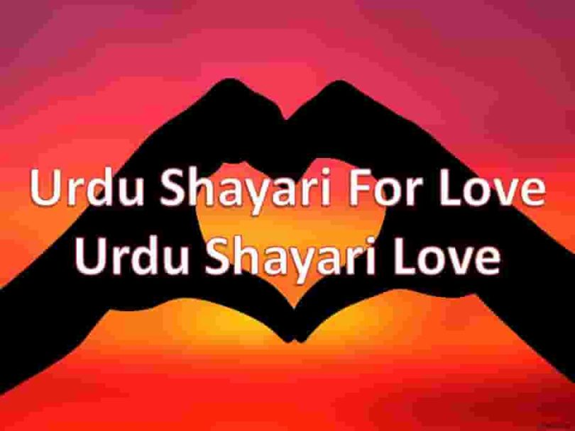 Urdu Shayari For Love