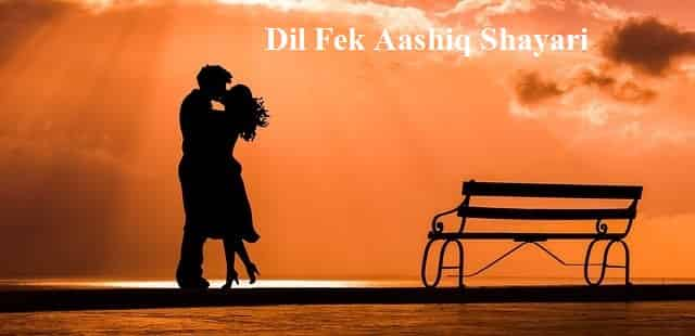 Dil Fek Aashiq Shayari